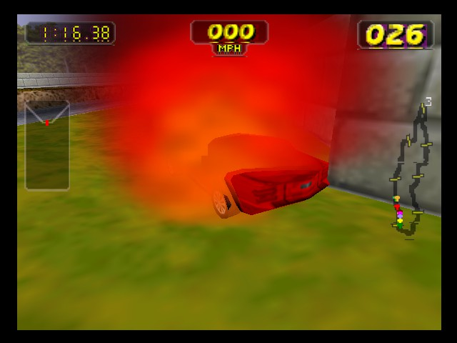Rush 2 - Extreme Racing USA -  - User Screenshot